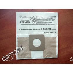 Worek papierowy / filtr / do odkurzacza Zelmer typ 95, 96, 500, 1000