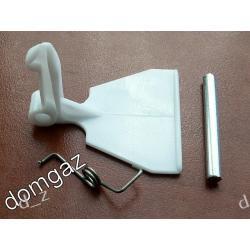 Zaczep kompletny drzwi pralki Bosch WFA 2070