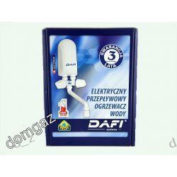 Ogrzewacz wody Dafi 5,5 KW z baterią plastikową. Pozostałe