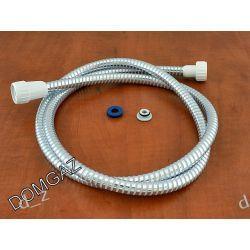 Wąż natryskowy ogrzewacza wody Dafi - plastikowy - 1,5 m Pozostałe