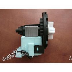 Uniwersalny silnik pompy do pralek - 8 zatrzasków