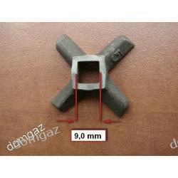 Nóż jednostronny maszynki do mielenia mięsa Zelmer nr 5 - zamiennik Maszynki do mięsa