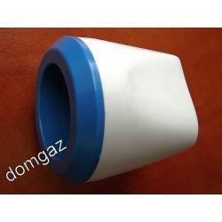 Pokrętło baterii plastikowej ogrzewacza wody Dafi - zimna woda