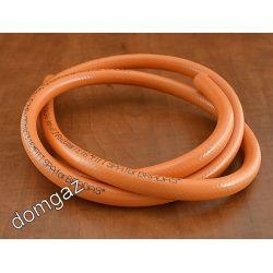 Wąż gazowy do gazu propan-butan ⌀ 9 mm - 3,50 zł za metr. Części zamienne