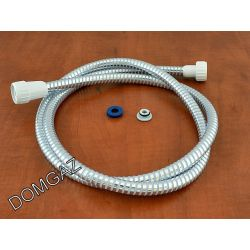 Wąż natryskowy ogrzewacza wody Dafi - plastikowy - 2,0 m Części zamienne