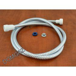 Wąż natryskowy ogrzewacza wody Dafi - plastikowy - 2,5 m Części zamienne