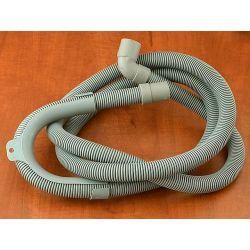 Wąż odpływowy do pralki + zawieszka z kolankiem 2,5 metrowy AGD wolnostojące