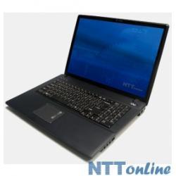 NOTEBOOK NTT CORRINO L 717SU *17/T4200/2GB/320GB/DVDSM/WL/BT/CAM1,3/GF9300/LINUX