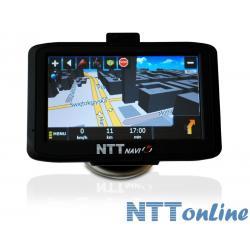 "NAWIGACJA GPS 4.3"" 4336 MapaMap Easy PL/NTT Navi"