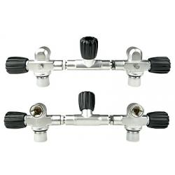 Manifold 230bar 204mm