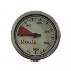 Ciśnieniomierz Brass SPG