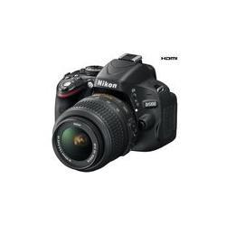 NIKON D5100 + obiektyw AF-S VR DX 18-55 mm + KARTA I TORBA