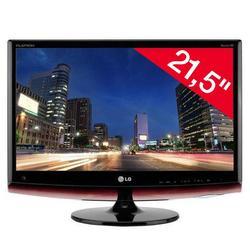 """LG M2262DP-PZ monitor LCD 21,5"""" Full HD z tunerem TV"""
