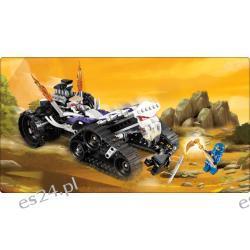 LEGO Ninjago TURBONISZCZARKA 2263