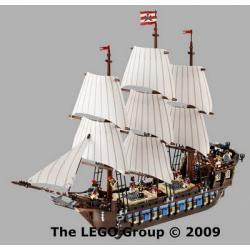 LEGO Rare - Statek Amiral - 10210