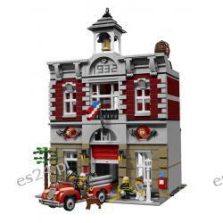 LEGO Rare - Straż pożarna- 10197