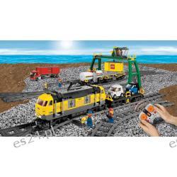 LEGO City - Pociąg towarowy - 7939
