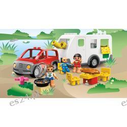 LEGO Duplo - Przyczepa kempingowa - 5655
