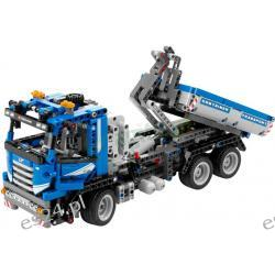 LEGO Technic - Ciężarówka z naczepą - 8052