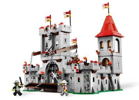 Klocki Lego 7946 Kingdoms Zamek Króla Na Bazarekpl