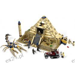 LEGO Pharaoh's Quest 7327 Poszukiwanie Faraona.
