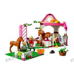 LEGO BELVILLE 7585 STAJNIA