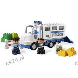 LEGO DUPLO Ciężarówka policyjna 5680