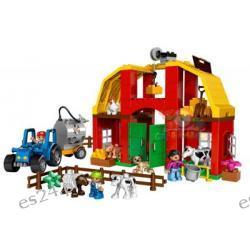 LEGO DUPLO Duża Farma 5649.