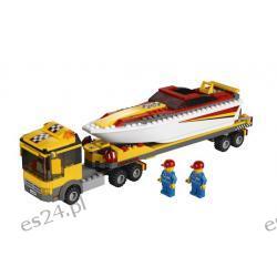 LEGO 4643 CIĘŻARÓWKA Z MOTORÓWKĄ