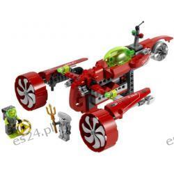 LEGO ATLANTIS ŁÓDŹ PODWODNA TAJFUN
