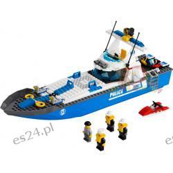 LEGO City 7287 Łódz policyjna ze skuterem