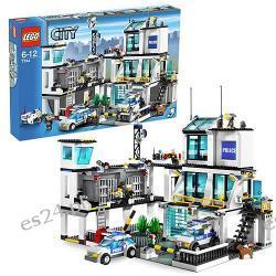 Lego 7744 Posterunek Policji Sprawdź