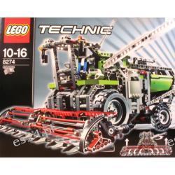 LEGO TECHNIC 8274 WIELKI KOMBAJN