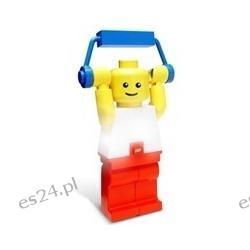 Lego - latarka-lampka z uchwytem