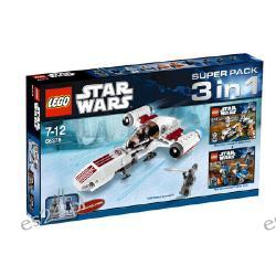 LEGO STAR WARS  66378 SUPER PACK 3 w 1