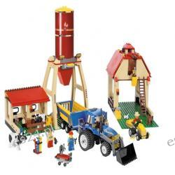 LEGO CITY WIELKA FARMA 7637
