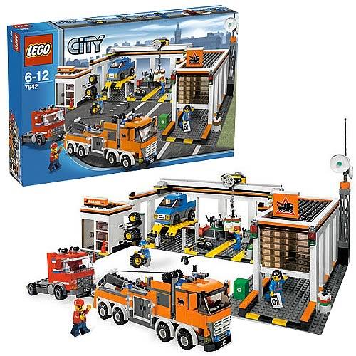 Lego Warsztat Samochodowy Sprawdź
