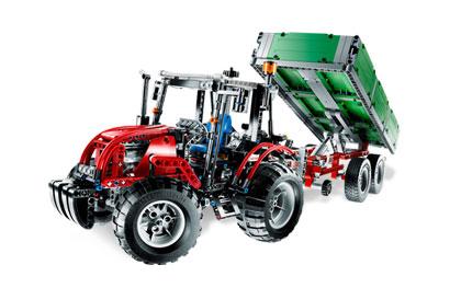Klocki Lego Traktor Sprawdź