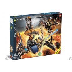 LEGO 8624 BIONICLE WYŚCIG PO MASKĘ ŻYCIA  UNIKAT