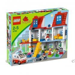 LEGO DUPLO SZPITAL 5795 Szpital miejski