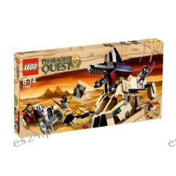 LEGO PHARAOHS QUEST 7326 RISE OF THE SPHINX