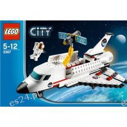 LEGO CITY 3367 PROM KOSMICZNY