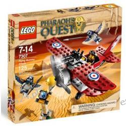 LEGO FARAON 7307 ATAK MUMI