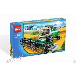Lego City Kombajn 7636