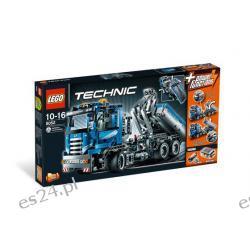 LEGO 8052 TECHNIC KONTENER Z NACZEPĄ