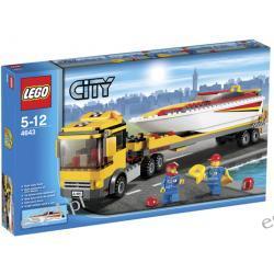 LEGO CITY 4643 CIĘŻARÓWKA Z MOTORÓWKĄ 33CM