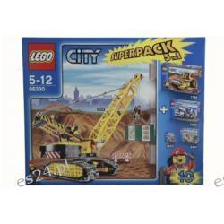 Lego 66330 City Plac budowy