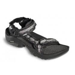 Sandały Czarne Raweks