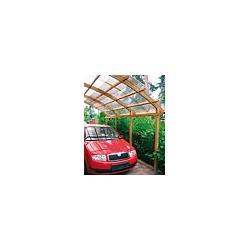 Garaż ogrodowy na 1 auto