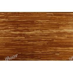 Kopp - lakierowana, lita deska podłogowa Bambus skręcany tygrysi (4V / mat / 920 x 96 x 14 mm)